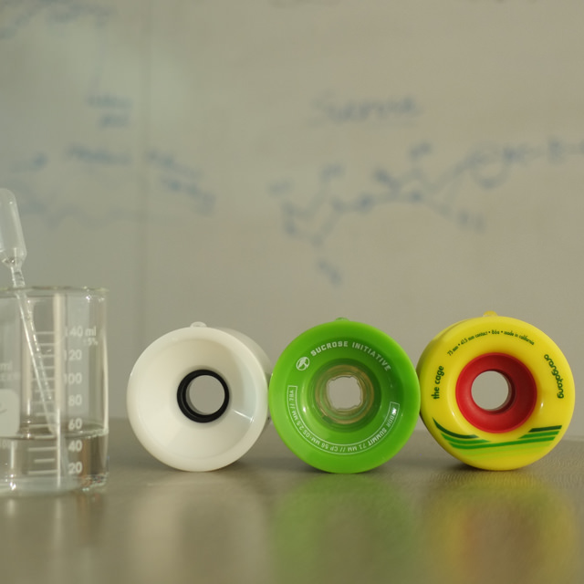 Chemistry Inside The Wheel Water Absorption Test